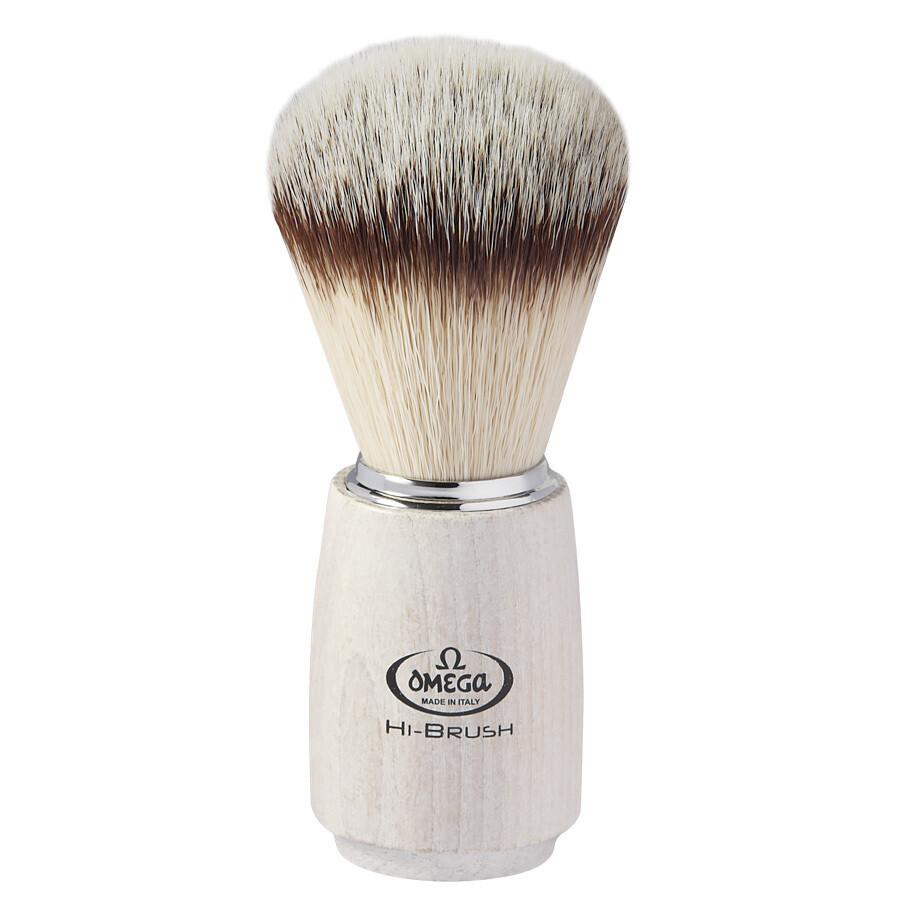 Omega 146711 Помазок для бритья Щетина синтетическое волокно