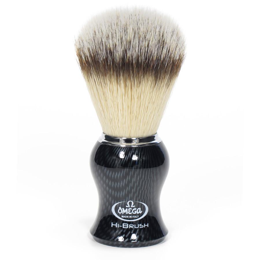 Omega 146650 - Помазок для бритья Щетина синтетическое волокно