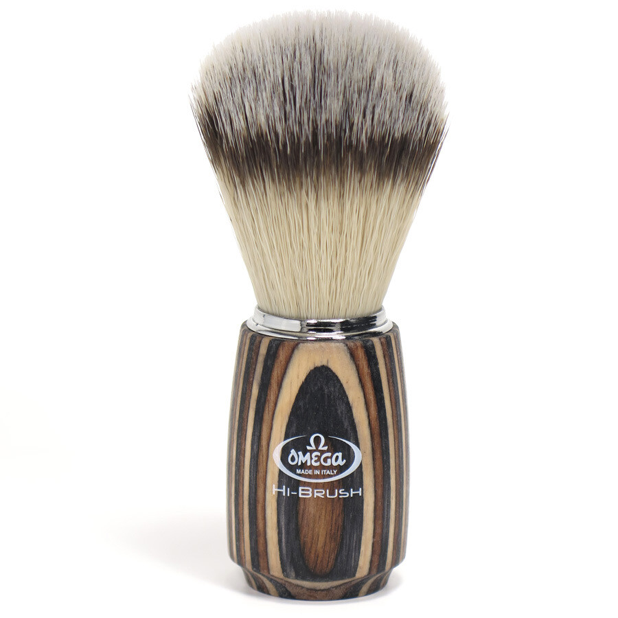 Omega 146751 - Помазок для бритья Щетина синтетическое волокно