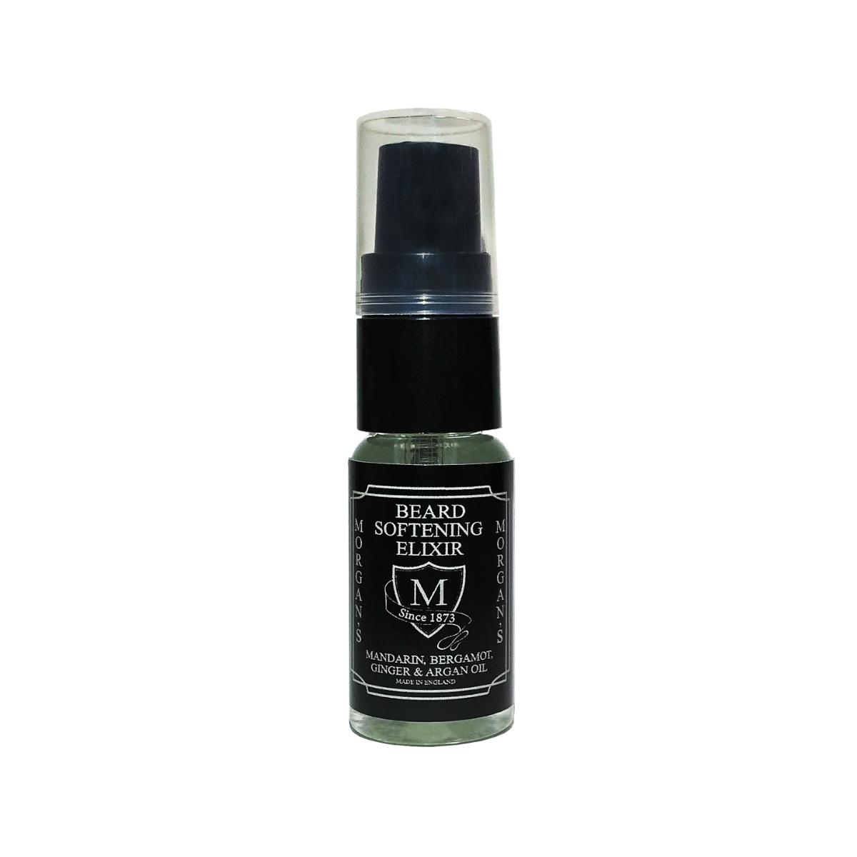 Morgans Beard Softining Elixir - Смягчающий эликсир для бороды 15 мл