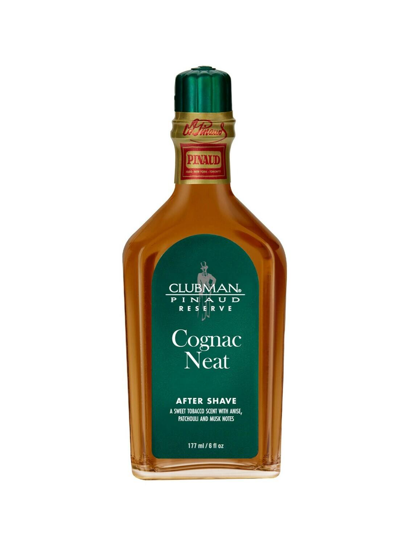 Clubman Reserve Cognac Neat After Shave Lotion - Лосьон после бритья Коньяк 177 мл