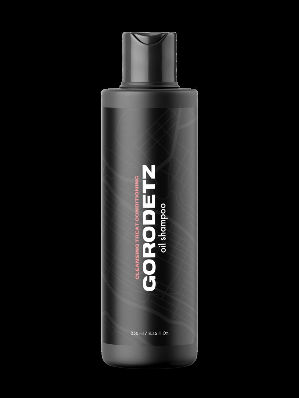 GORODETZ Oil Shampoo Масляной шампунь 250 гр.