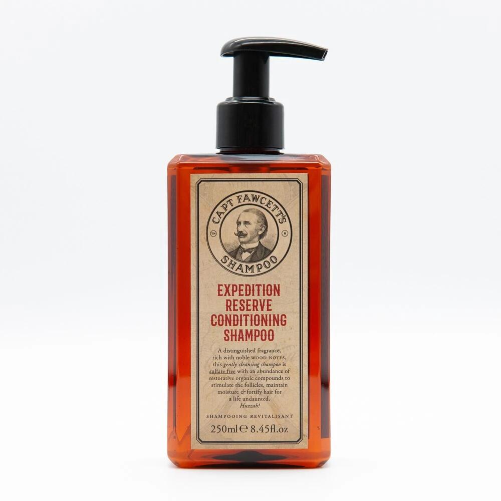 Captain Fawcett Expedition Reserve Shampoo - Шампунь для волос 250 мл