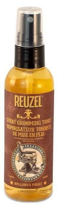 Reuzel Spray Grooming Tonic - Тоник для укладки волос 100 мл