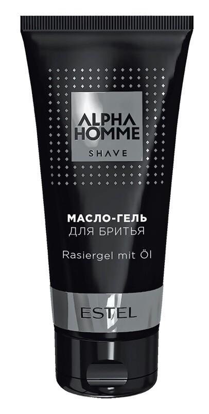 ESTEL ALPHA HOMME Масло-гель для бритья, 100 мл