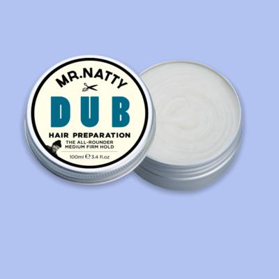 Mr.Natty Dub - Крем Мазь для волос 100 гр