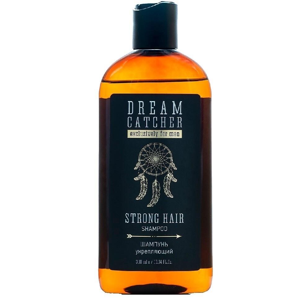 Dream Catcher Strong Hair Shampoo - Шампунь укрепляющий Объем и Сила 300 мл