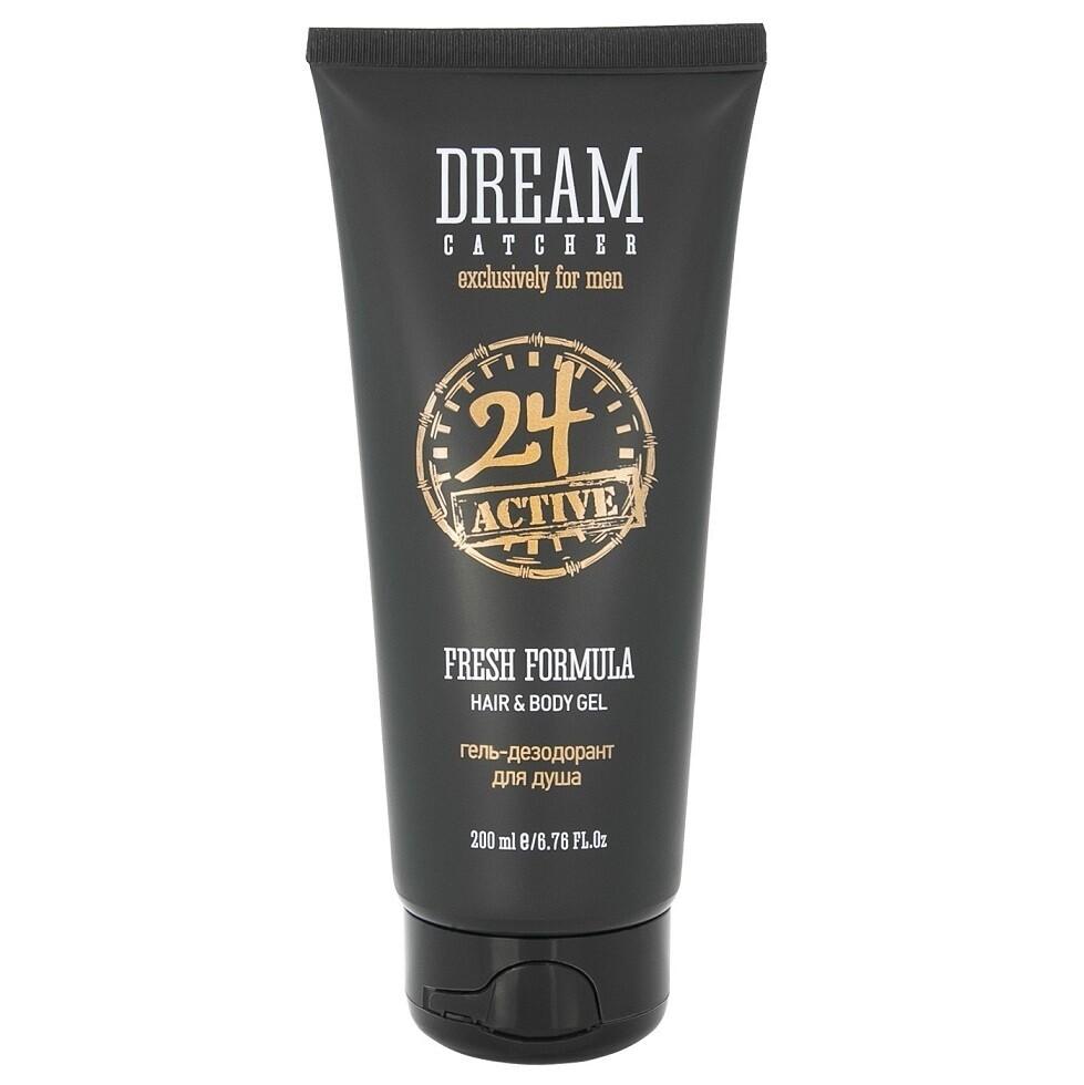 Dream Catcher Fresh formula 24 active Hair & body - Дезодорант и гель для душа 200мл
