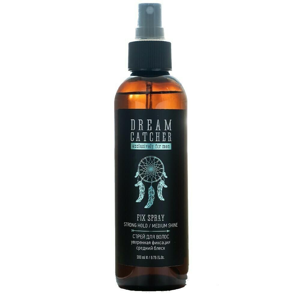 Dream Catcher Fix Spray - Спрей для волос Уверенная фиксация 200 мл