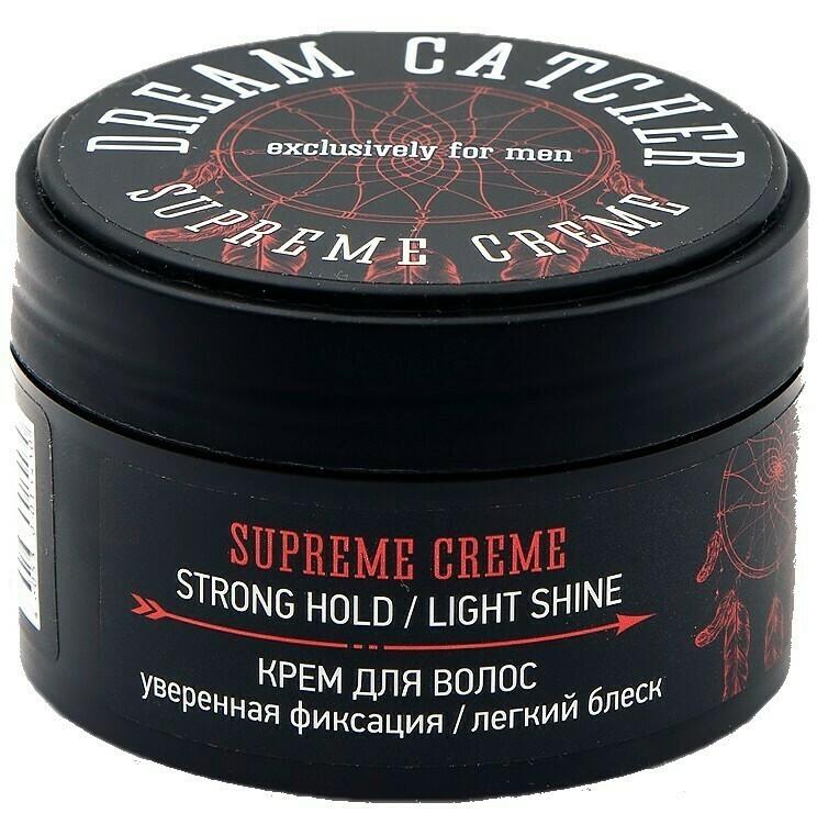 Dream Catcher Supreme Creme - Крем для волос Уверенная фиксация и Легкий блеск 100 гр