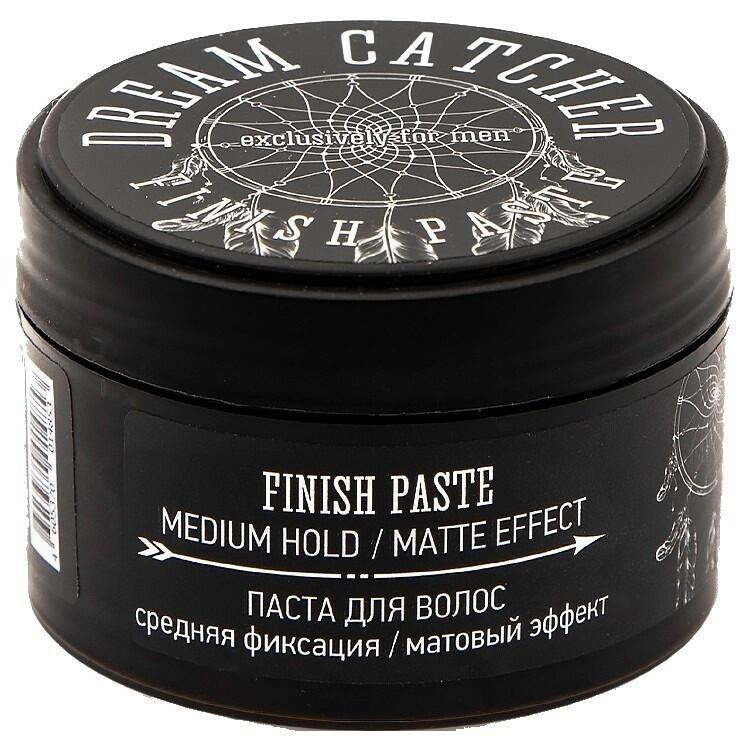 Dream Catcher Finish Paste - Паста для волос Средняя фиксация и Матовый эффект 100 гр