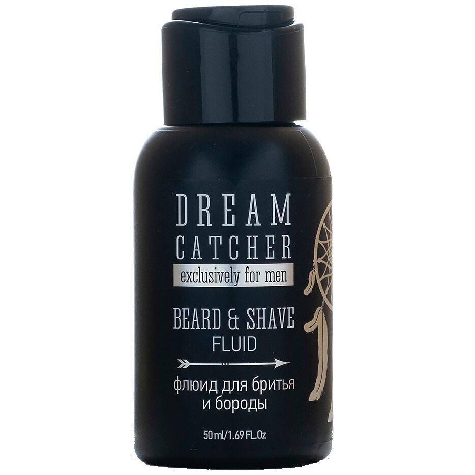 Dream Catcher Beard & Shave Fluid - Флюид для бритья и бороды 50 мл