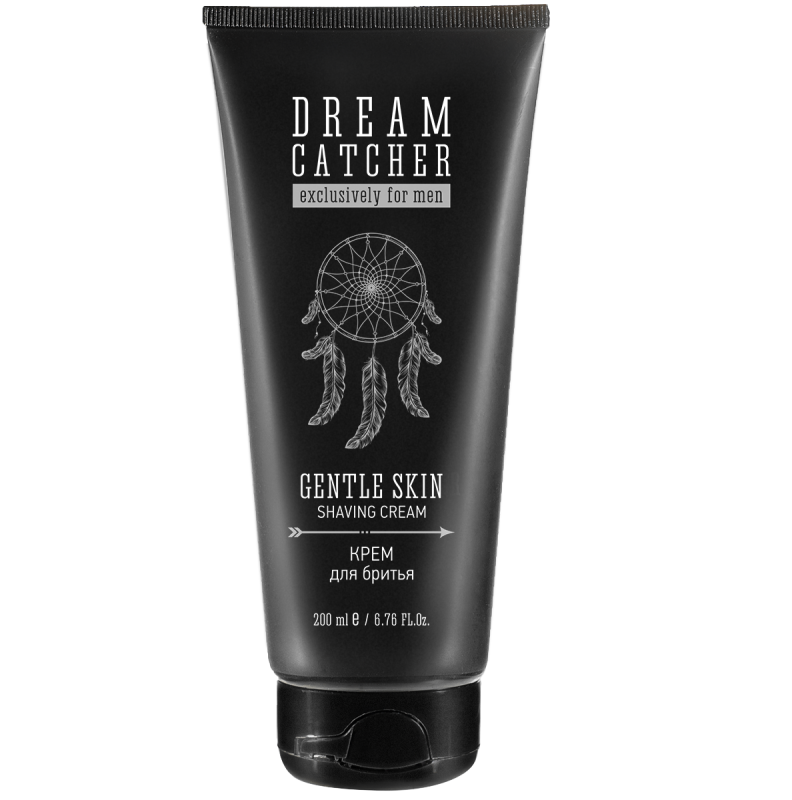 Dream Catcher Gentle Skin - Крем для бритья 200 мл