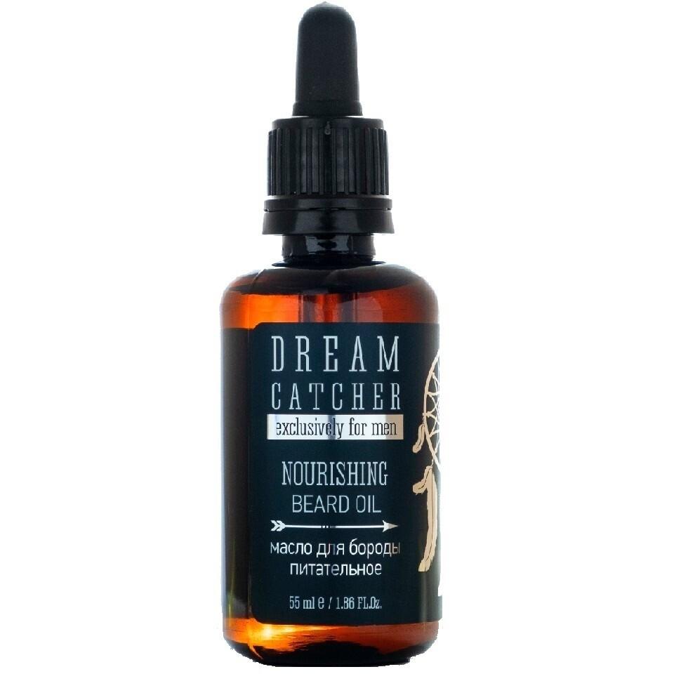 Dream Catcher Nourishing Beard Oil - Масло для бороды Питательное 55 мл