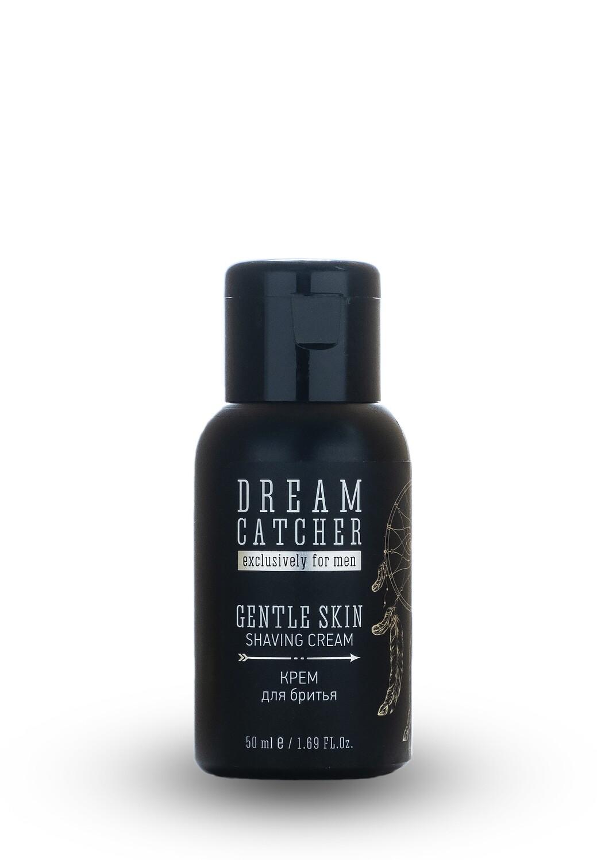 Dream Catcher GENTLE SKIN SHAVING CREAM - Крем для бритья 50мл