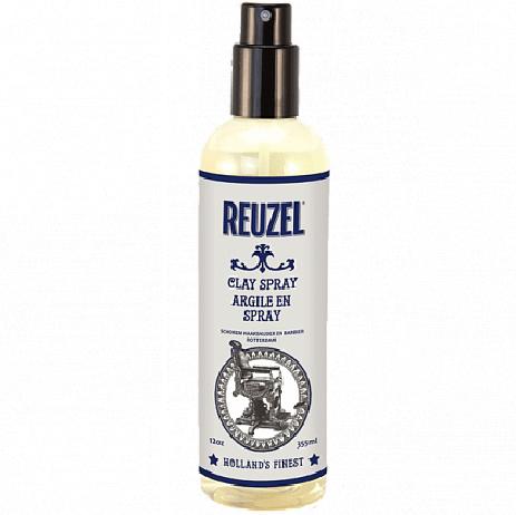 Reuzel Clay Spray - Лосьон - спрей для укладки 335 мл