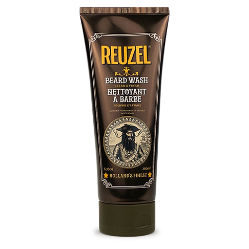 Reuzel Beard Wash - Шампунь для бороды 200 мл