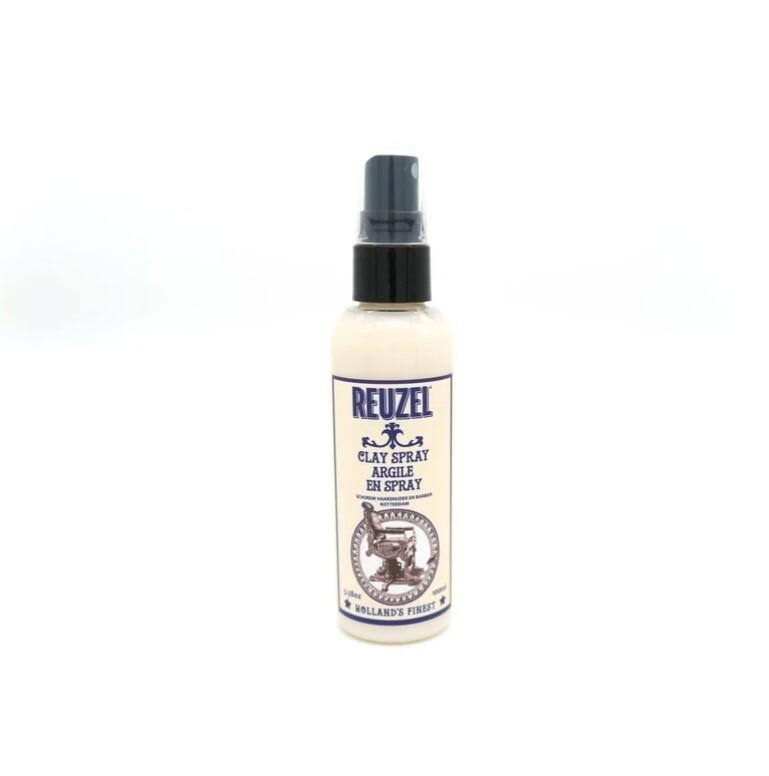 Reuzel Clay Spray - Лосьон - спрей для укладки 100 мл