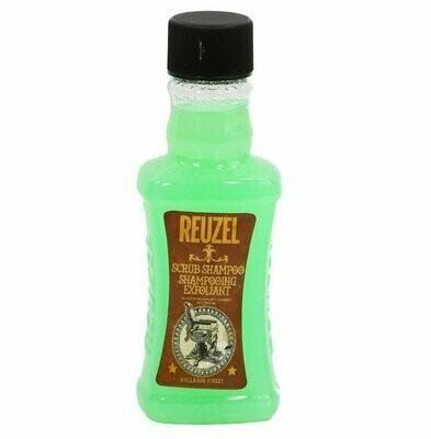 Reuzel Scrub Shampoo - Скраб шампунь 100 мл