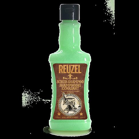 Reuzel Scrub Shampoo - Скраб шампунь 350 мл