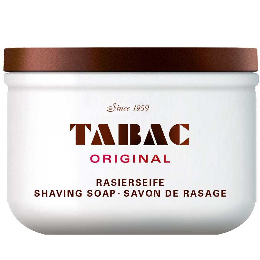 TABAC ORIGINAL shaving soap in bowl - Мыло для бритья в керамической миске 125г