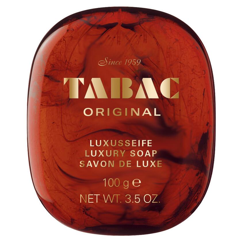 TABAC ORIGINAL luxury soap box - Твердое мыло для тела 100 гр