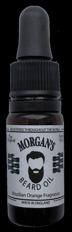 Morgan's Brazilian Orange Beard Oil - Масло для бороды бразильский апельсин 10 мл