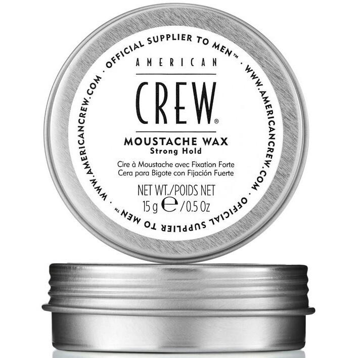 American Crew Moustache Wax - Стойкий воск для усов сильной фиксации 15 гр
