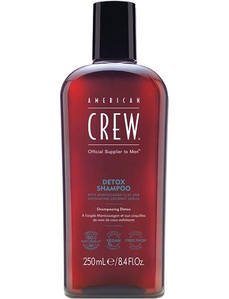 American Crew Detox Shampoo - Детокс шампунь 250мл