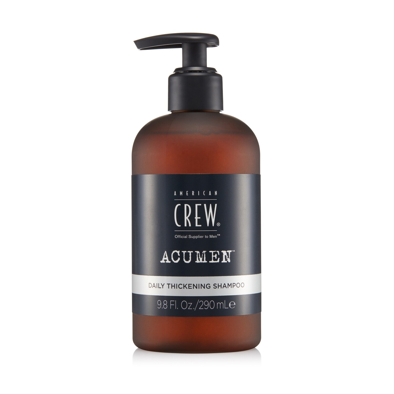 American Crew Acumen Daily Thickening Shampoo - Уплотняющий шампунь для ежедневного пользования 290 мл