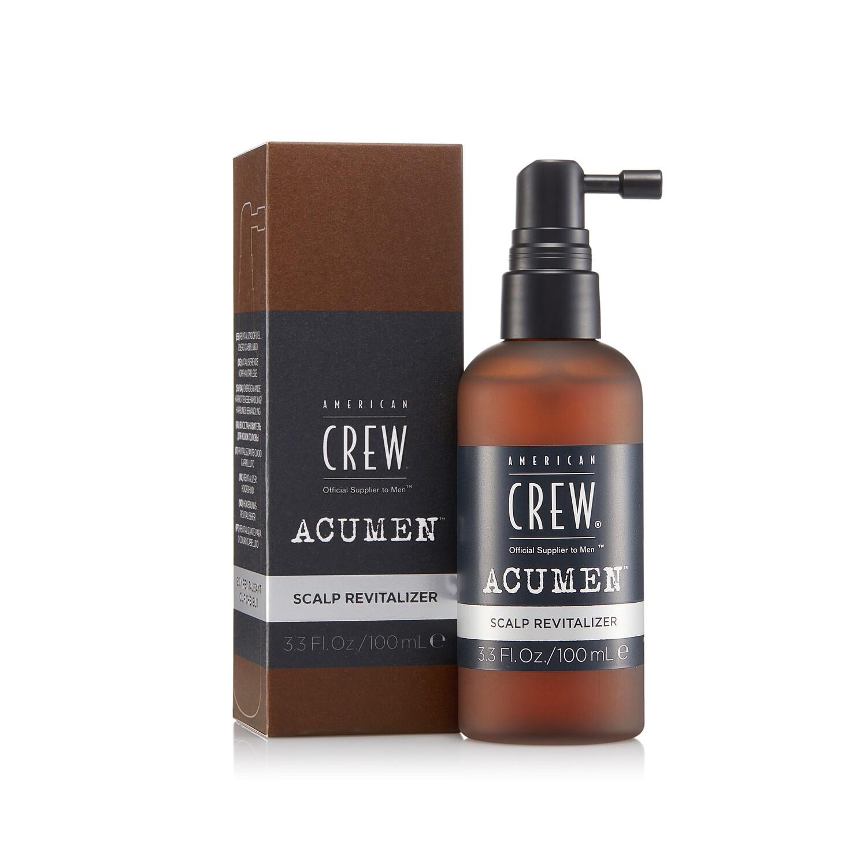 American Crew Acumen Scalp Revitalizer - Энергетический уход за кожей головы и волосами 100 мл