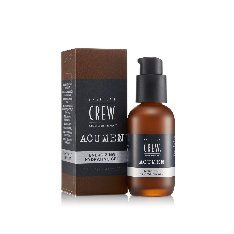 American Crew Acumen Energizing Hydrating Gel - Тонизирующий увлажняющий гель для кожи лица 50 мл