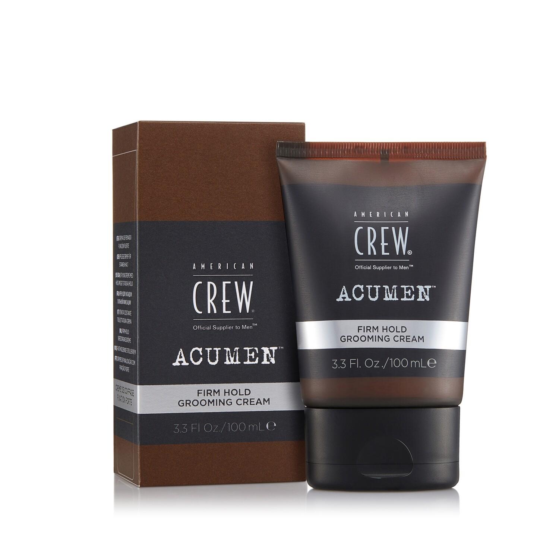 American Crew Acumen Firm Hold Grooming Cream - Крем для укладки сильной фиксации 100 мл