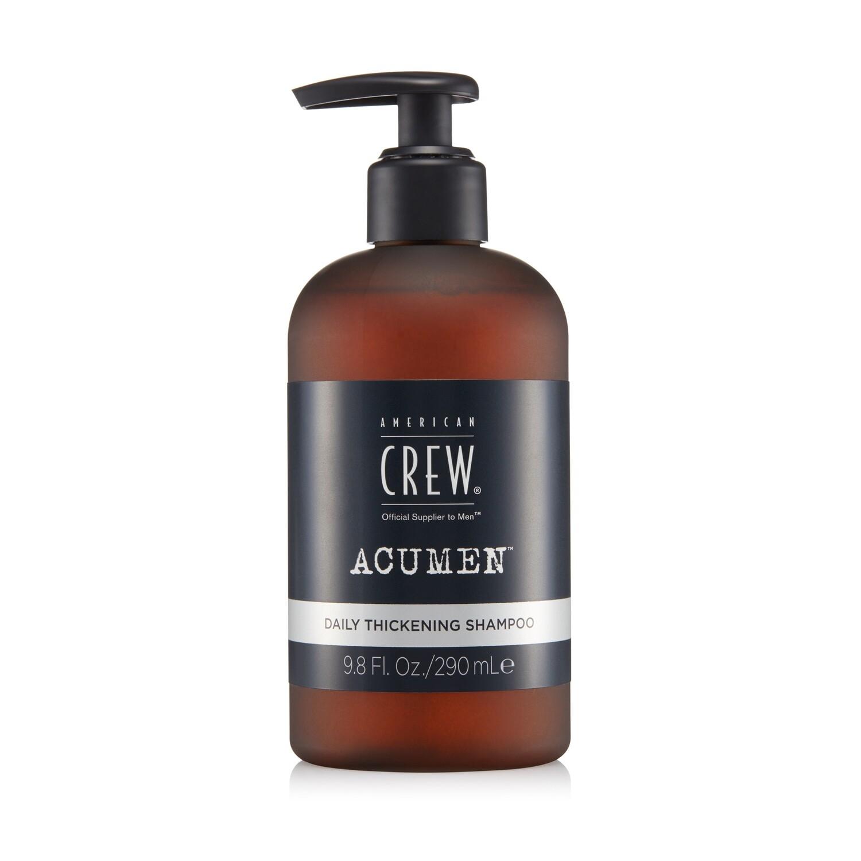 American Crew Acumen Daily Thickening Shampoo - Уплотняющий шампунь для ежедневного пользования 100 мл