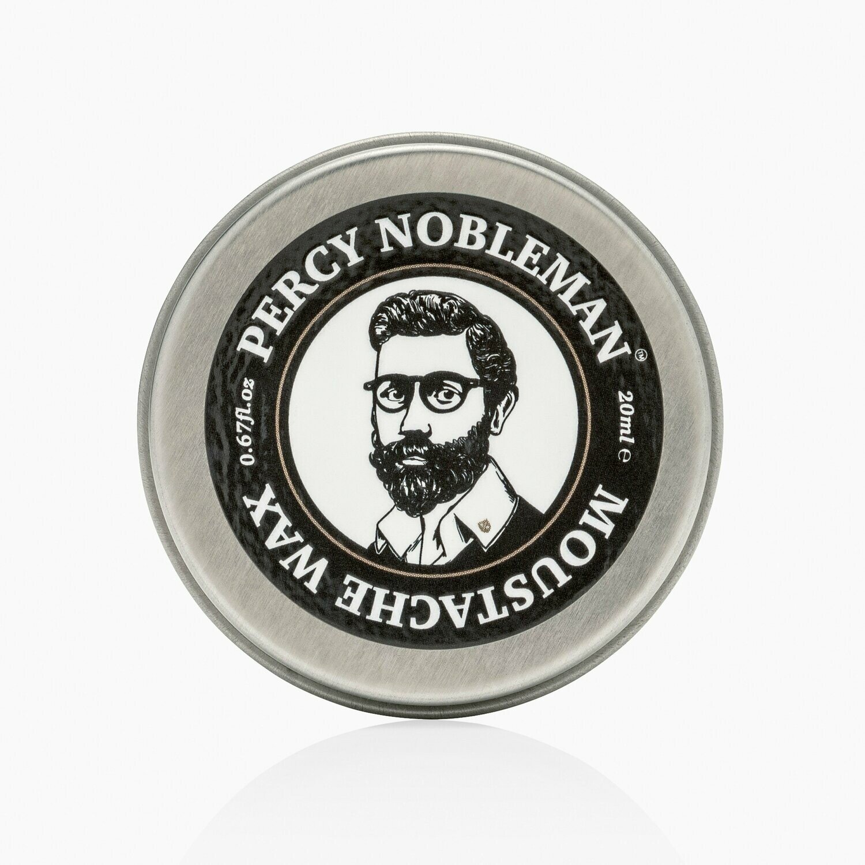 Percy Nobleman Moustache Wax - Воск для усов 20 мл