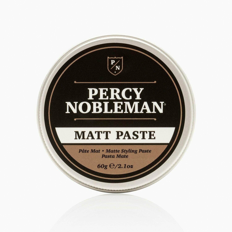 Percy Nobleman Matt Paste - Матовая паста для укладки волос 60 мл