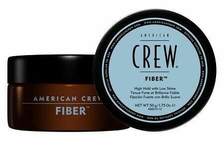American Crew Fiber - Паста для укладки волос и усов 50г