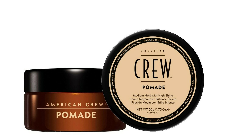 American Crew Pomade - Помада для укладки волос 50г