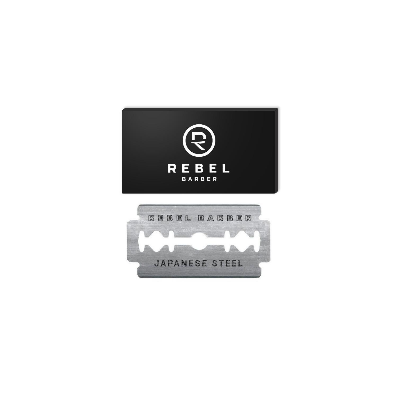 Rebel Barber - Классические сменные лезвия упаковка 10 шт