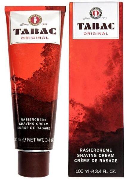 Tabac Original Shaving Cream - крем для бритья 100мл
