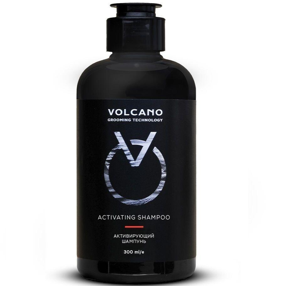 Volcano Activating Shampoo - Активирующий шампунь 300 мл