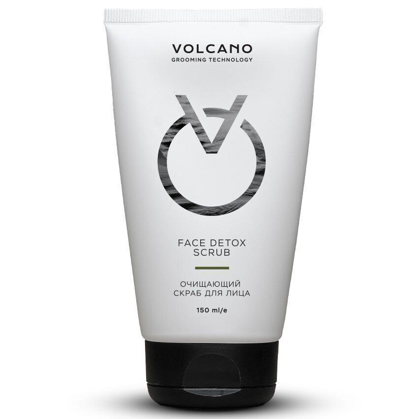 Volcano Face Scrub - Очищающий скраб для лица 150 мл