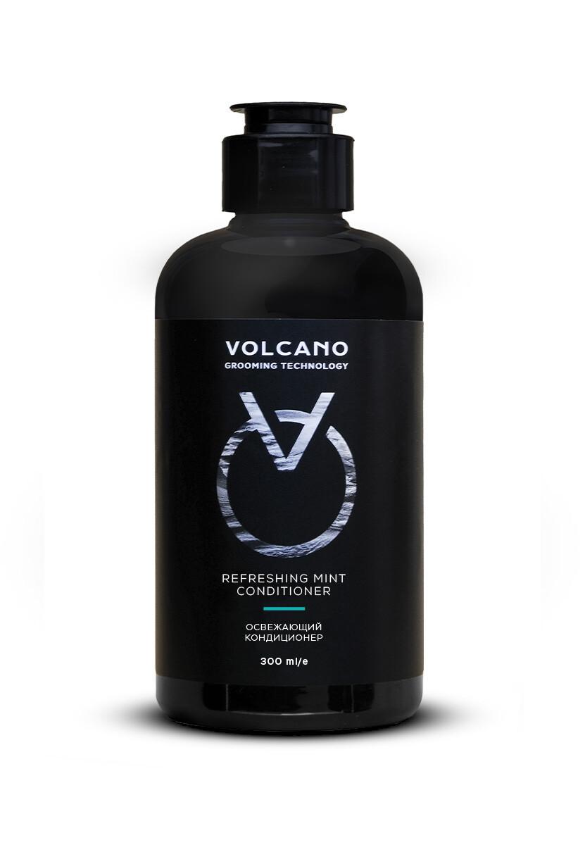 Volcano Refreshing mint conditioner / Освежающий кондиционер 300 ml