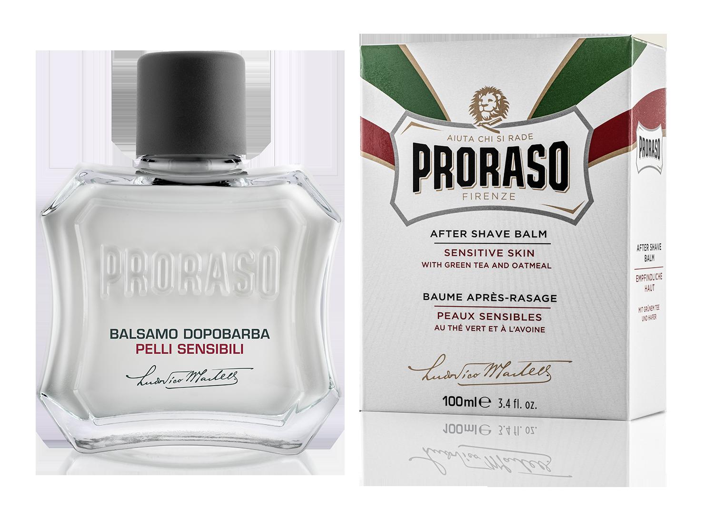 Proraso - Бальзам После бритья Зелёный Чай и Овёс 100 мл