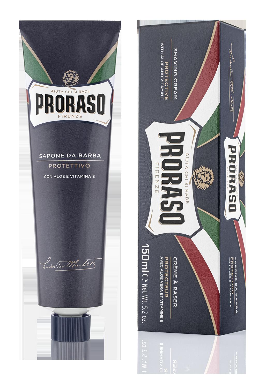 Proraso - Крем для бритья Алое Вера и Витамин Е 150 мл