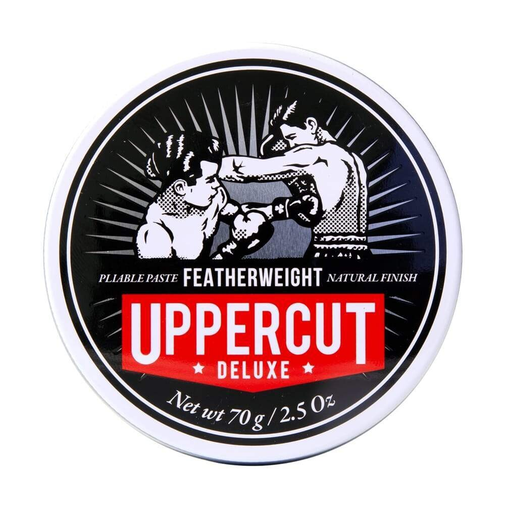 Uppercut Deluxe Featherweight - Паста для укладки волос средней фиксации 70 гр