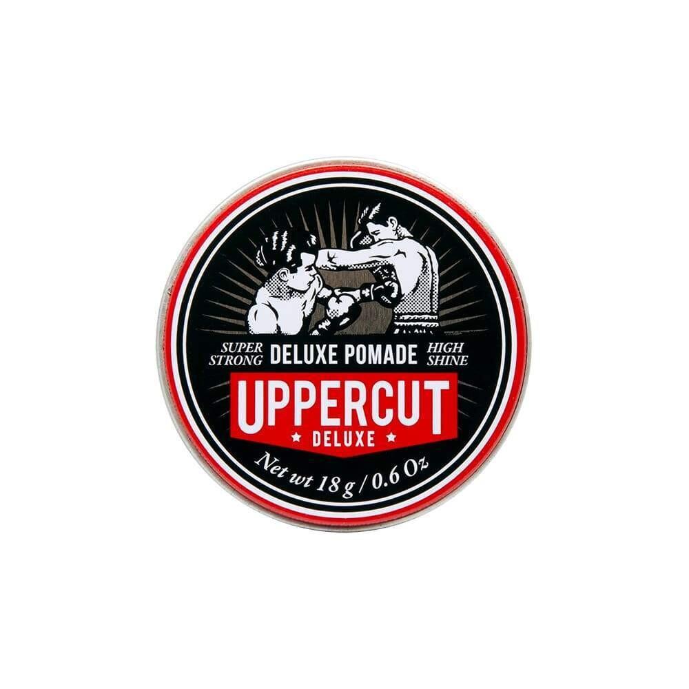 Uppercut Deluxe Mini Pomade - Помада для укладки волос сильной фиксации 18 гр