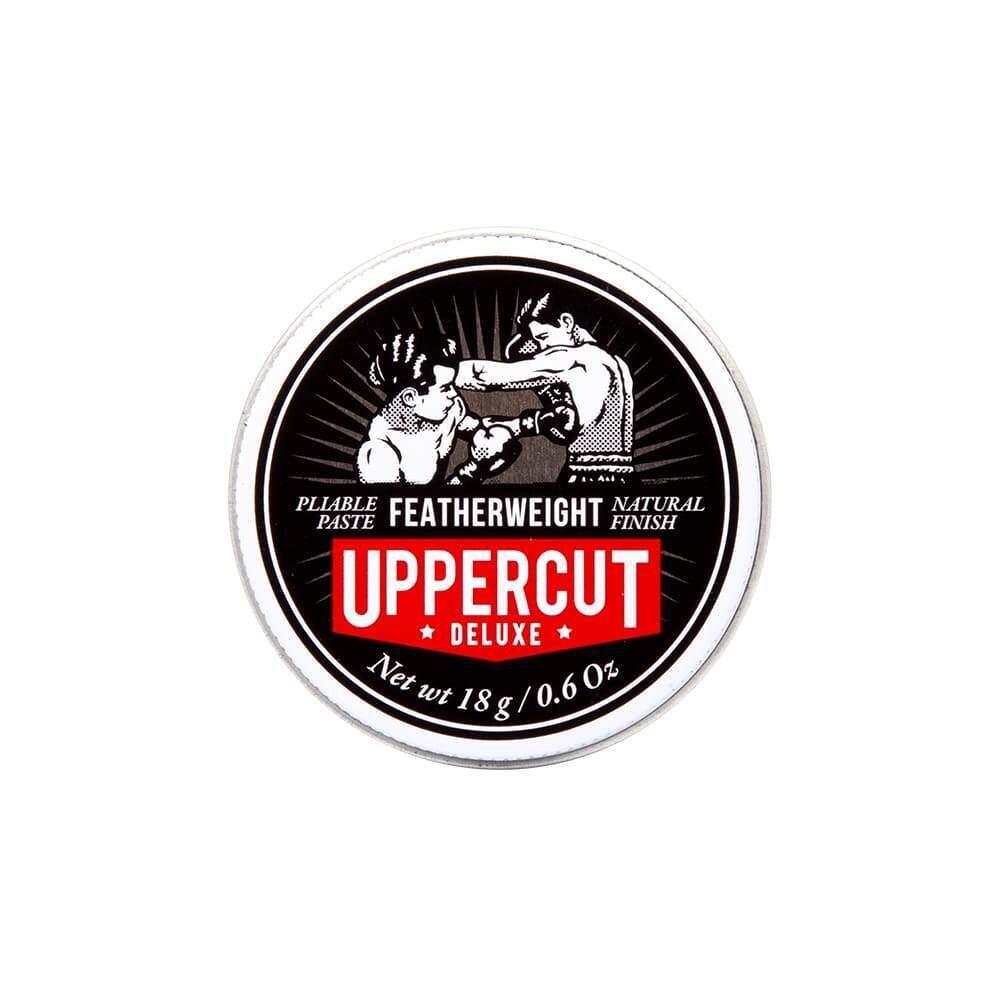 Uppercut Deluxe Featherweight - Паста для укладки волос средней фиксации 18 гр