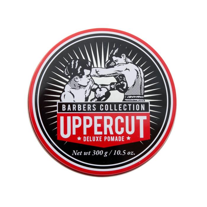 Uppercut Deluxe Pomade - Помада для укладки волос сильной фиксации 300 гр