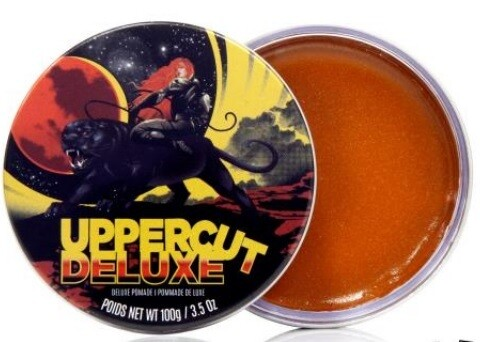 Uppercut Deluxe Pomade LIMITED - Помада для укладки волос Сильной фиксации 100 гр